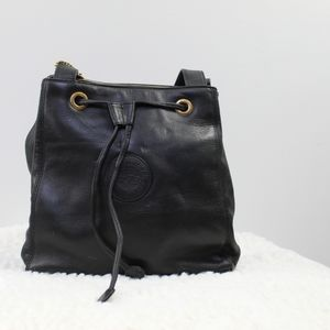 Vintage fred Hayman Beverly hills leather tote